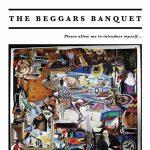 西岡昌典氏 × RVCA × BEAMSアートショー「The Beggars Banquet」開催