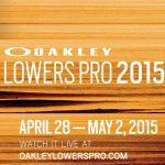 WSL-QS「オークリー・ロウワーズ・プロ」 。ケリー、シンプソン、トリードがラウンドアップ。