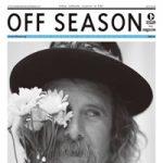 タブロイド誌「OFF SEASON」最新号「WAVE」 にドノヴァン・フランケンレイターが登場。