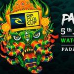 RIPCURLカップ・インヴィテーショナル・パダン・パダン のウエイティング期間がスタート。