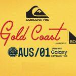 WSL-CT開幕戦「クイックシルバー&ロキシー・プロ・ゴールド・コースト」が スタート。