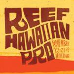 17才のカラニ・デビッド(HAW)が2本の9ポイントライド。リーフ・ハワイアン・プロDAY02