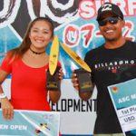 北沢麗奈がASCアジアン・サーフィン・チャンピオンシップ・ツアーで2度目のチャンピオン