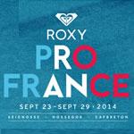 ASPウイメンズWCT第8戦「ロキシー・プロ・フランス」がスタート。 ラウンド3までが終了。