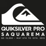 WSL-QS10,000「クイックシルバー・プロ・サクアレマ」で安井拓海はR2で敗退。