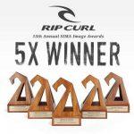 2015年のSIMAイメージ・アワードWINNERS発表。リップカールが5部門を受賞