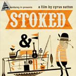 パタゴニア札幌北キャンドルナイトで『STOKED & BROKE』上映会を開催。