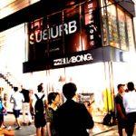 オンラインセレクトショップ「SUBURB」のリアルショップが期間限定オープン!