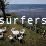 今年のBeach House「surfers」は、海を一望できるR134沿いの逗子の高台にオープン!