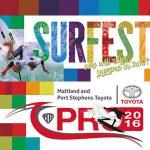 オーストラリア最古のサーフィン・フェスティバル「SURFEST」がニューカッスルで開幕