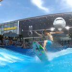 飛行機の乗り継ぎ時間にサーフィン? ドイツのミュンヘン空港でサーフィンイベント開催