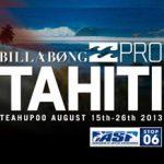 ASP-WCT第6戦「ビラボン・プロ・タヒチ」が3~5フィートのバレル・コンディションでスタート。