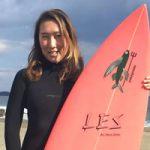 武知実波、新サーフィン・アンバサダーとしてパタゴニアに加入
