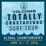 カリフォルニアで開催のVolcom TCT Champsのジュニアで小林桂3位、GROMで村田嵐4位