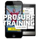 ジョエル・パーキンソン・プロ・サーフ・トレーニング・アプリのアンドロイド版リリース
