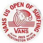 VANS USオープン・オブ・サーフィンはウイメンズCTベスト4、メンズQSベスト24確定。