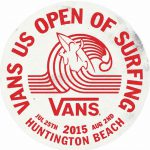 今シーズンの「VANS USオープン・オブ・サーフィン」は現地25日に男子ジュニアから開幕。