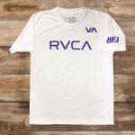 ヒクソン・グレーシー杯国際柔術大会2013 オフィシャルRVCA TEE Facebookキャンペーン。