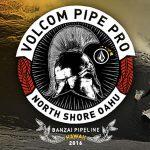 今年のベスト・パイプで脇田貴之と村上舜がラウンド4進出。Volcom Pipe Proデイ2が終了