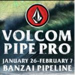 VOLCOM PIPE PROは明日スタートか。5名のサムライ達がR96から登場。