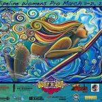 Surf n Sea Pipeline Proでベサニー・ハミルトンが優勝。橋本小百合が3位。