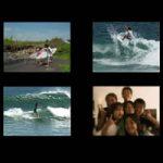 バリ島の上質な波で子供たちのサーフィンスキルを伸ばしてみませんか。