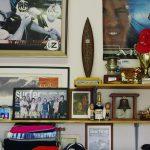 アンディ・アイアンズのガレージは今もあの時のまま、彼の思い出が詰まった宝箱