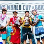ジョディ・スミスがサンセットのVANS WORLD CUPでハワイアン・イベント初優勝