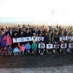 五輪史上初のサーフィン競技の会場として、千葉県一宮市釣ヶ崎海岸がIOC理事会にて正式決定。