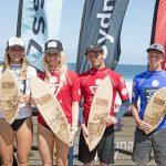 リチャーズとキャラハンが、NSWプロ・サーフ・シリーズWSL-QS1000「カーヴ・プロ」で優勝