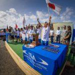 2017 VISSLA ISA 世界ジュニアサーフィン選手権が今年9月に日向市お倉ヶ浜海岸で開催決定