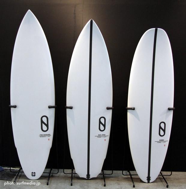 スレーターデザインには3つのモデルがある。