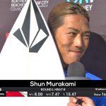 村上舜、大原洋人、稲葉玲王、仲村拓久未がQS6000全豪オープン2回戦進出。
