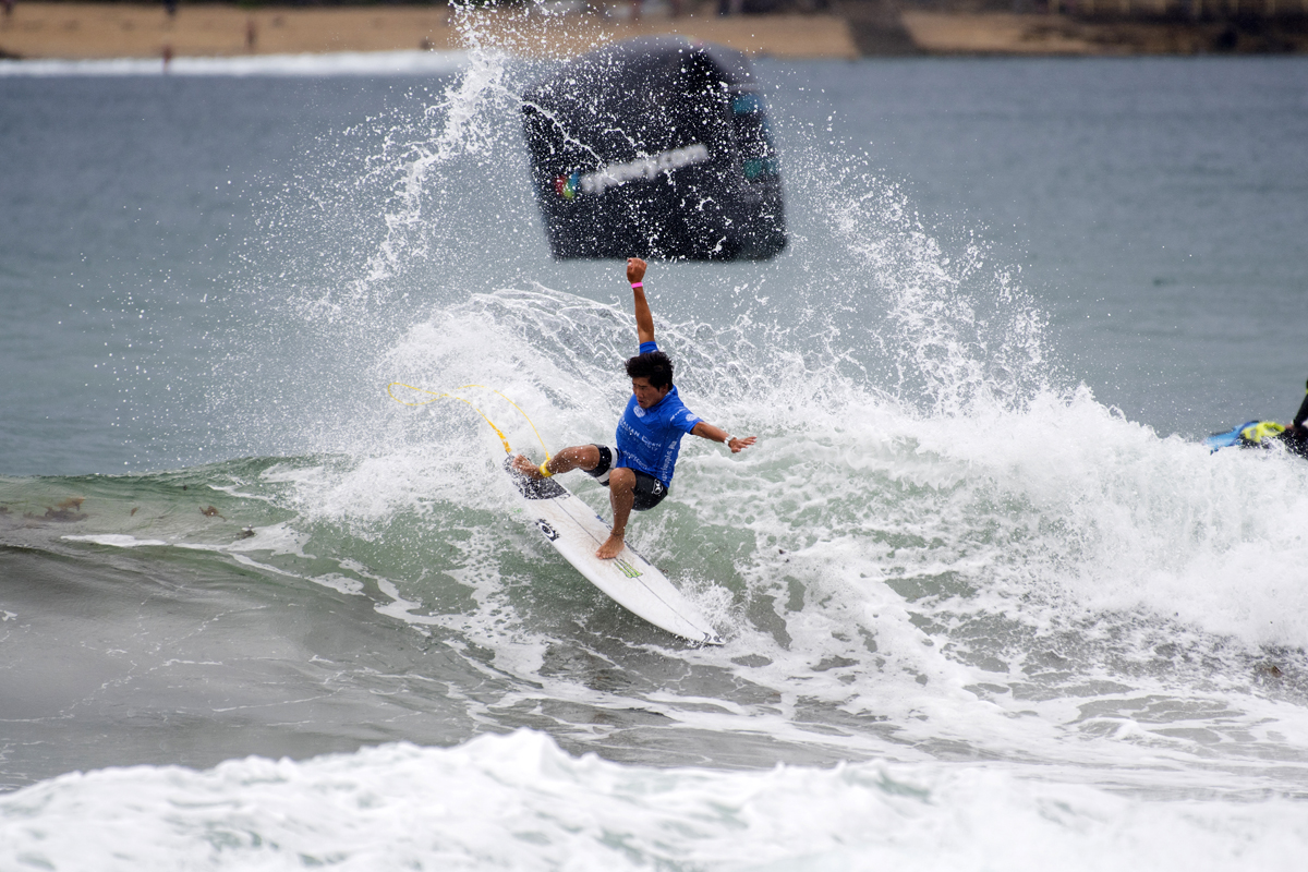 大原洋人 Credit: © WSL / Ethan Smith