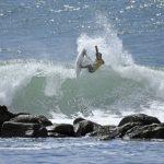 大原洋人と西元エミリーがベスト8の準々決勝進出。Komunityプロジェクト・セントラル・コースト・プロ