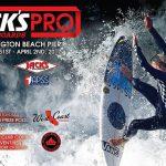 カリフォルニアで開催のQS1,500「ジャックス・サーフボード・プロ」に16名の侍サーファーが出陣。
