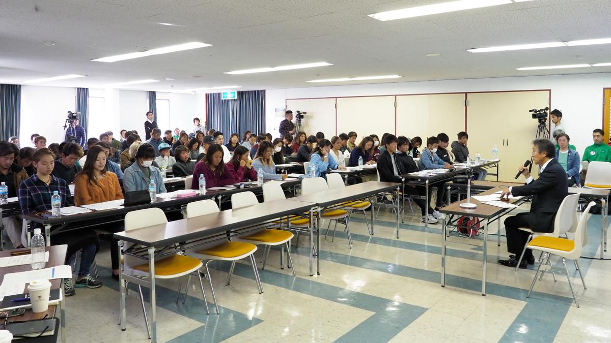 第3日目はアンチドーピング講習会、SNSメディアトレーニング