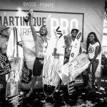 リカルド・クリスティ(NZL)がカリブ海で行われたWSL-QS3000「マルティニク・サーフ・プロ」で優勝