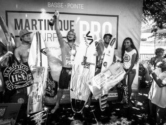 久しぶりの優勝を心から喜んだリカルド・クリスティ- WSL / Poullenot/Aquashot