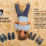 ロブ・マチャド緊急来日決定。東京、湘南全4箇所でイベント開催。REEF x ROB MACHADO ジャパンツアー