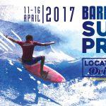 カリブ海のバルバドスで開催のWSL男女QS3000「バルバドス・サーフ・プロ」に多くのサムライ・サーファー参戦
