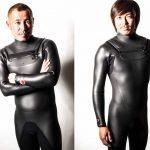 最軽量×最高保温=最高の運動性能。極薄生地で軽く暖かいコールドウォーター・スプリングスーツ誕生