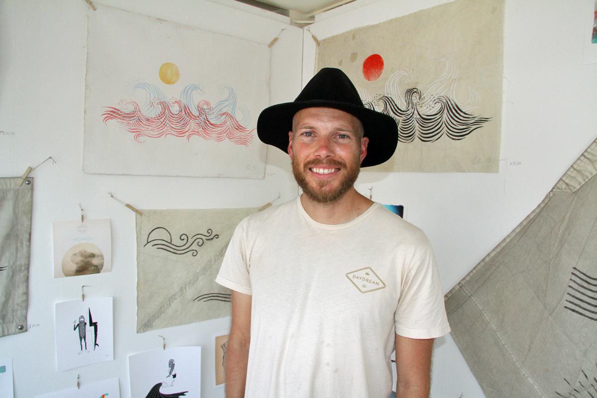 ソフトなタッチで日本のファンの心をつかむ、マシュー・アレンは南カリフォルニア出身のアーティスト/フォトグラファー。