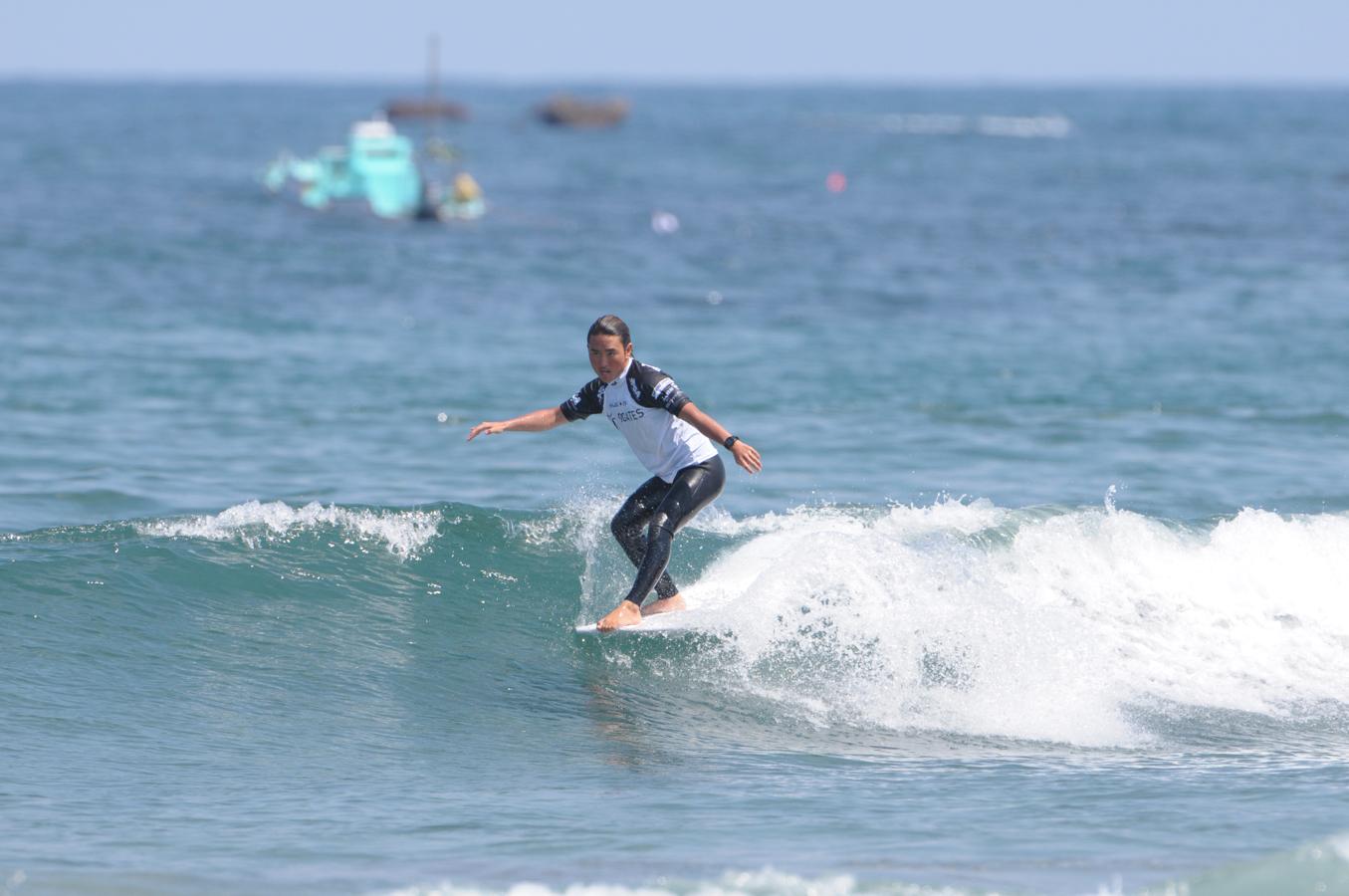 開幕戦で3位となった浜瀬海は、今回は7位。