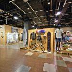 H.L.N.Aが初の単独店舗を「テラスモール湘南」のスーパースポーツゼビオ店内に6月10日(土) OPEN