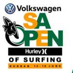QS3000フォルクスワーゲンSAオープンに、大原洋人、新井洋人ら世界に挑む侍サーファー参戦