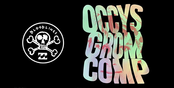 BILLABONG OCCY'S GROM COMP