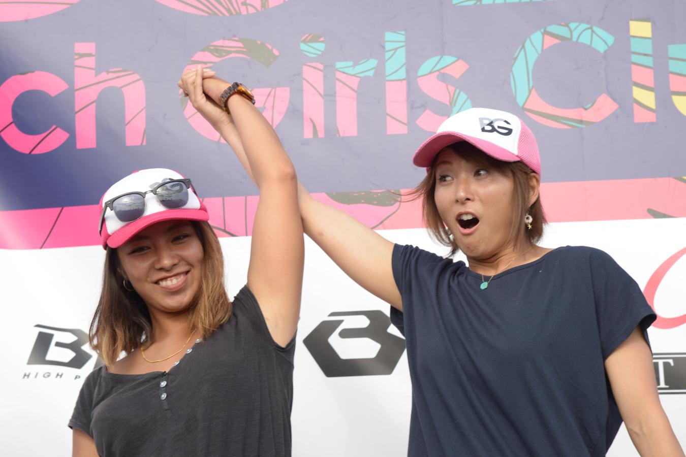ショートスペシャル優勝はNSAで6度の優勝記録を持つ清永亜希子