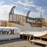 ハーレーのエアリアルパークが鎌倉市の由比ヶ浜海水浴場に7/15(土)より期間限定オープン。