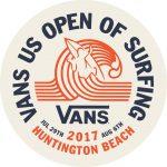VANS USオープン・オブ・サーフィンは男子プロ・ジュニア・イベントがキックオフ。